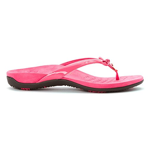 Vionic Womens Bella Synthetic Sandals fucsia