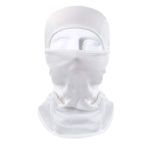 Achiou Balaclava Face Mask UV Protection for Men Women Ski Sun Hood Tactical Masks for Skiing, Cycling, Motorcycle, Fishing, Running, Outdoor Tactical Training