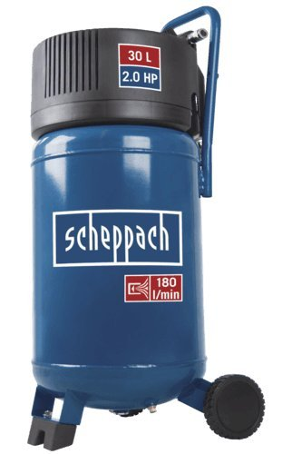 Scheppach 5906121901 Druckluftgerät/Kompressor HC30V, dank des ...