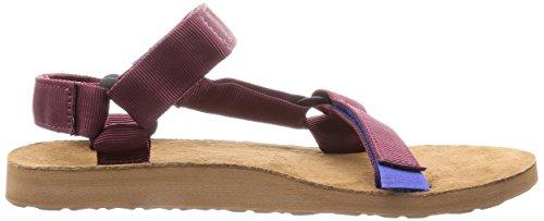 Teva , Chaussures de skateboard pour homme Rouge Burgundy