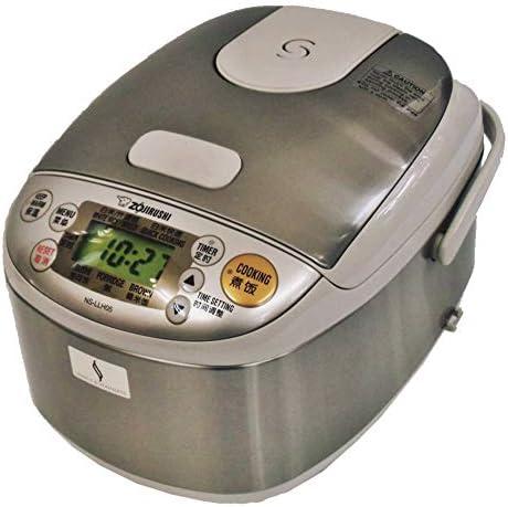 ZOJIRUSHI olla arrocera NS-0.54L LLH05-XA (para 220-230V, 50/60Hz): Amazon.es: Hogar