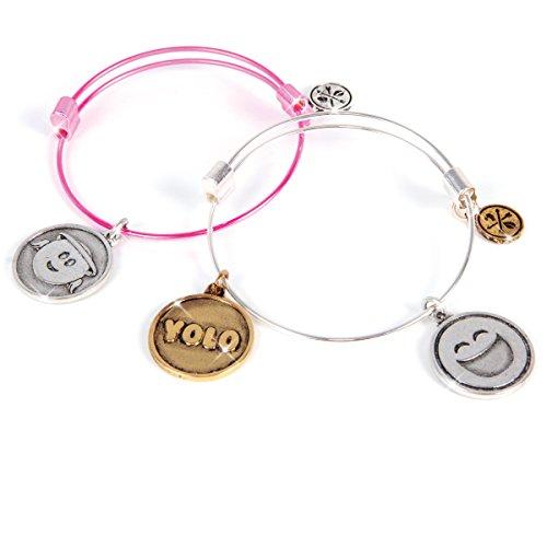 Charmazing Lets Get Started Bracelets