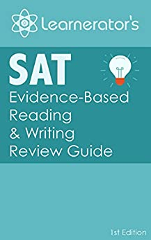 sat prep books review