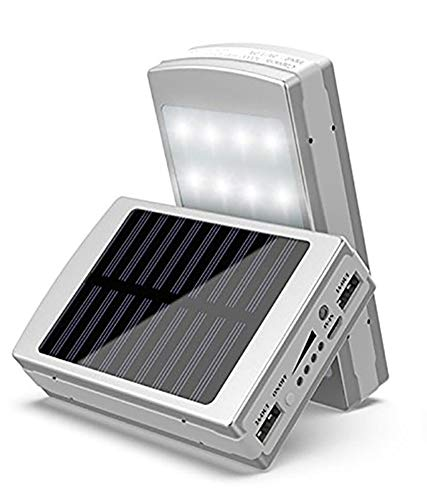 Probeatz Solar Power Bank 20000 mAh Excellent Gadget in Emergency Portable Solar Charger (Pack of 1) 20 LED Solar Power Bank