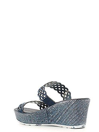 Grace Shoes 16126 Sandalias Altos Mujeres Beige