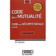 Code de la Mutualite 2017 11eme Édition