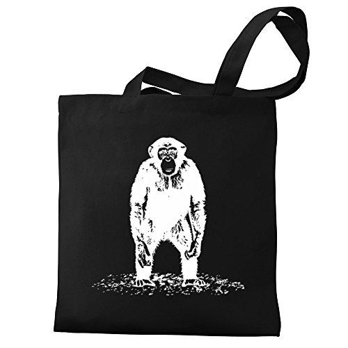 Chimpanzee Eddany sketch Canvas Tote Tote sketch Bag Chimpanzee Canvas Eddany Bag Eddany wqqT1Fa