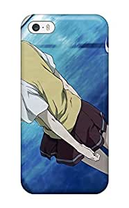 Protection Case For Iphone 5/5s / Case Cover For Iphone(zankyou Op No Terror)