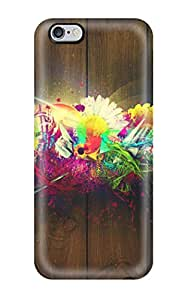 MaltzEwell Perfect Tpu Case For Iphone 6 Plus/ Anti-scratch Protector Case (abstract)