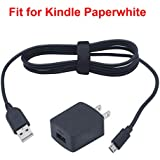 AC Charger for E-Reader Model DP75SDI EY21 PQ948KJ with 5FT Long Charging USB Cable