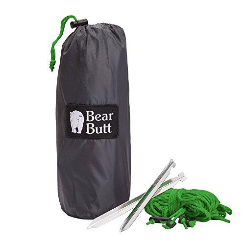 Bear Butt Rain Fly (Green)