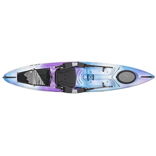 Dagger roam Adventure Multi-Water Sit-on-Top Kayak - 11.5, Freeze