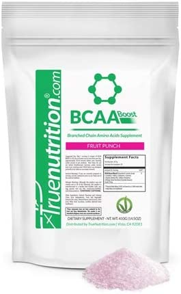 True Nutrition BCAA Boost – Fruit Punch 20 Servings