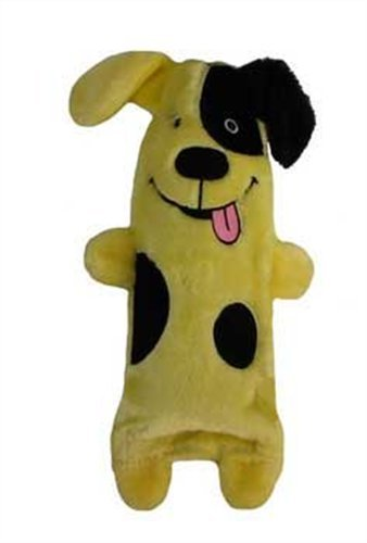 Kyjen Plush Puppies Water Bottle Buddy Dog Dog Toy, My Pet Supplies