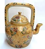 Decorated Teapots by Feng Shui Import