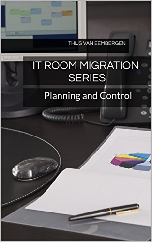 IT Room Migration Series: Planning and Control