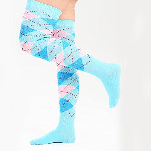 amp; Turquoise Chaussette Blue Eesa Femme Pink Adam Sport De YS6YOz