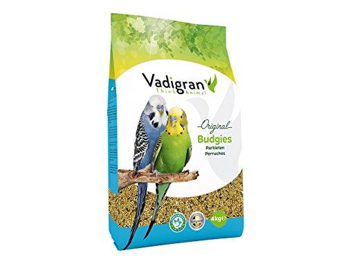 VADIGRAN Comida para Periquito 4kg