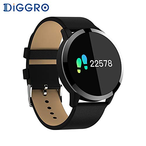 Amazon.com: Grass 135 diggro q8 0.95 inch Smart Watch ...