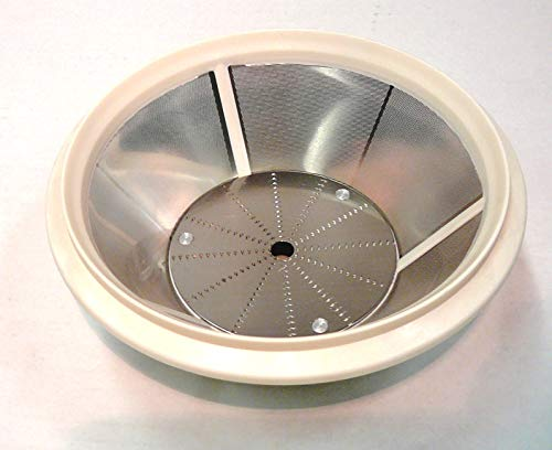 Miracle MJ1000 Centrifugal Juicer Basket/Blade Assembly - PN1005