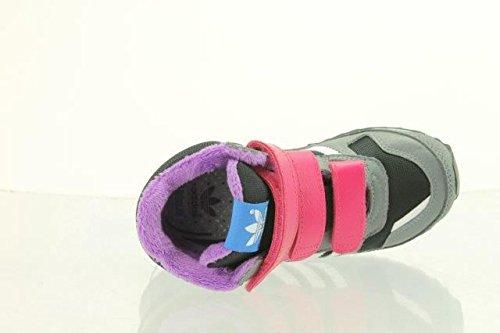 Adidas Zx Inverno CF I g95923unisex-child Sneakers/Stivali/babyboots Grigio