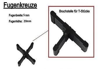 Fugenkreuze Fliesenkreuze Für Terrassenplatten Bodenplatten - Terrassenplatten 20 mm verlegen