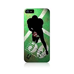 American Football Extreme Sports Design Protective Back Case Cover for Apple iPhone 5