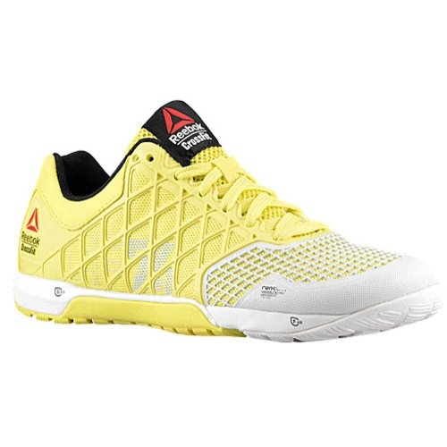 Reebok Womens Crossfit Nano 4.0 (High Vis Green/Black/Chalk)