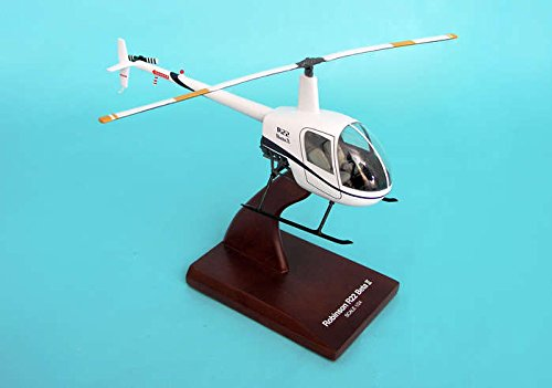 Executive Series Robinson R-22 1/24 (HR22tr) by Executive Series Display Models