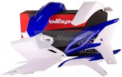 POLISPORT - 92694/54 : Kit plastica completo Yamaha color original 90729 YAMAHA WR F 250: 2015-2017 - YAMAHA WR F 450: 2017-2017 - YAMAHA YZF 250: 2015-2017 -