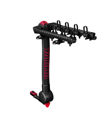 Yakima FullTilt 4-Bike Premium Locking Hitch Rack