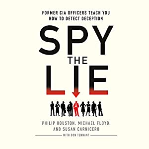 Spy the Lie Hörbuch