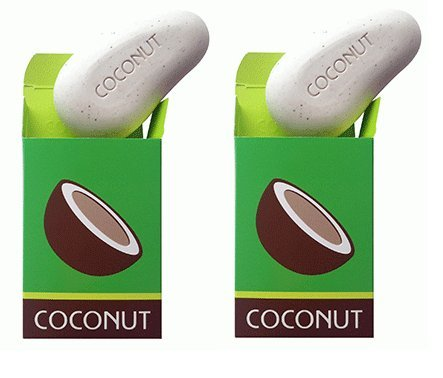Modern Wash Coconut Soap – Statement Soaps – 3.5 oz – 2-Pack Review
