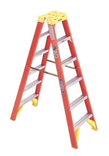 Werner Ladder T6206 stepladders 6'