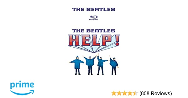 Amazoncom The Beatles Help Blu Ray John Lennon Paul