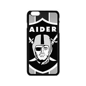 Raiders Logo Hot Seller Stylish Hard Case For Iphone 6