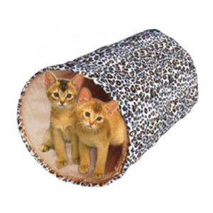 Amazon.com: petlou gato túnel y botes, N/A: Mascotas