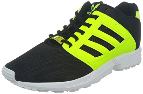 Uomo Zx Flux Nero nero Sneaker Adidas zPAtwRqw