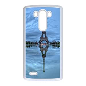 LG G3 Protective Phone Case Eiffel Tower ONE1233426