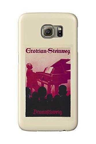 grotrian-steinweg-vintage-poster-artist-holwein-ludwig-germany-c-1934-galaxy-s6-cell-phone-case-slim