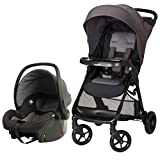 Safety 1st Smooth Ride, Sistema de viaje, Color Gris