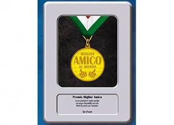 Medalla MundoAmazon Mejor Al esJuguetes Juegos Y Amigo bv7gYf6y