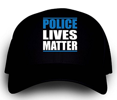 [Police Lives Matter Thin Blue Line - Cap] (Cheap Police Hats)