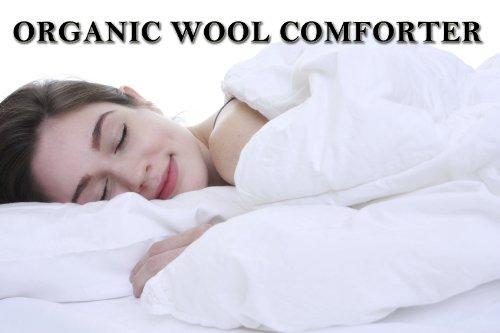 Organic Premium Wool Comforter King product image