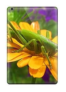 Hot Style NumWJOf3853UtmXz Protective Case Cover For Ipadmini/mini 2(grasshopper) by Maris's Diary