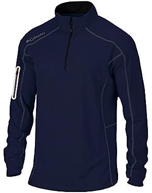 Golf Omni Wick Shotgun 1/4 Zip Pullover 3xl Collegiate Navy Blue