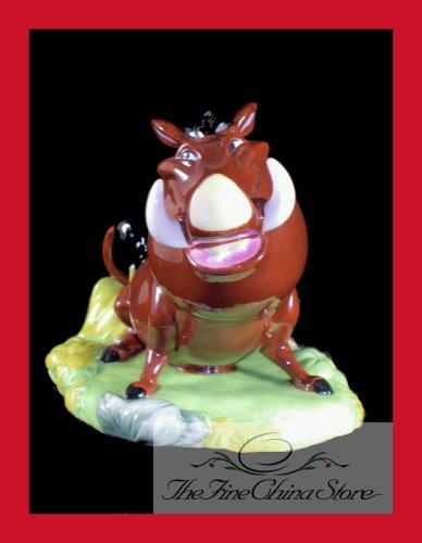 Figurine Birthday Royal Doulton (Royal Doulton Disney Figurine Lion King Pumbaa)