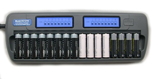 16-slot-16-bay-aa-aaa-nimh-nicd-lcd-fast-smart-battery-charger-for-rechargeable-batteries-advanced-i