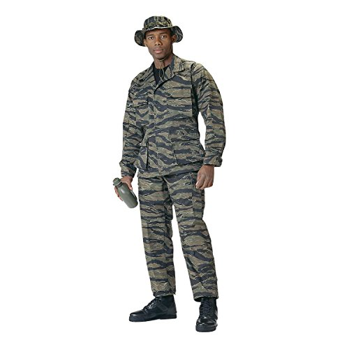Rothco BDU Uniform Set - Tiger Stripe - - Shirt Stripe Bdu Tiger