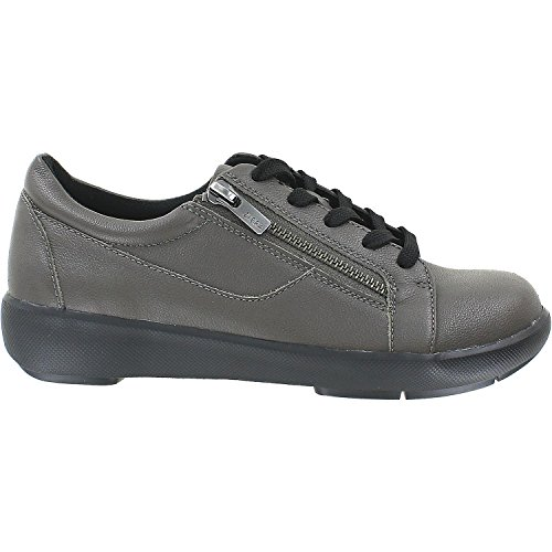Ziera Mujeres Space Charcoal Leather 41 Medium